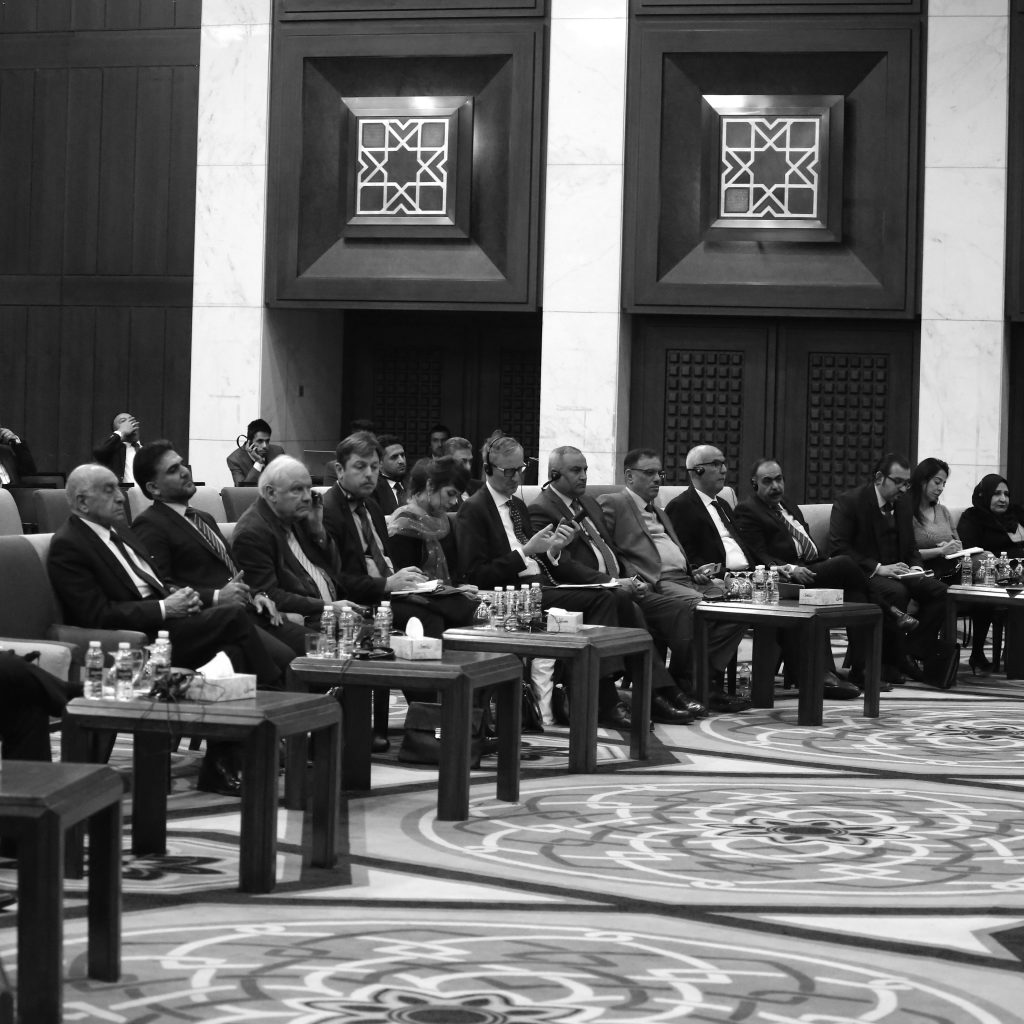Opening of the Baghdad Policy Club in 2018, co-chaired by ZENITH COUNCIL's experts.